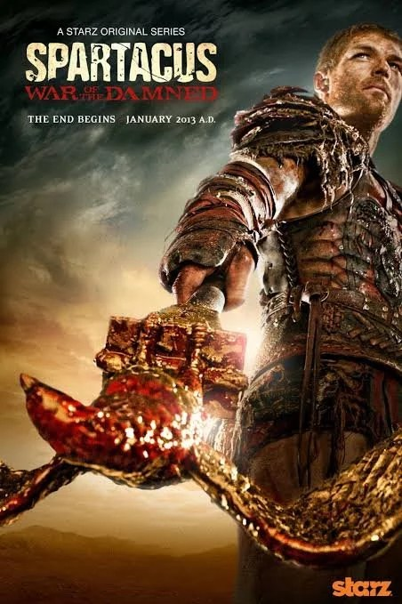 COMPLETE SEASON: Spartacus Season 1 (Episode 1 - 13)