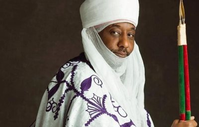 Photos Of The Two-bedroom Apartment Sanusi Will Now Reside In