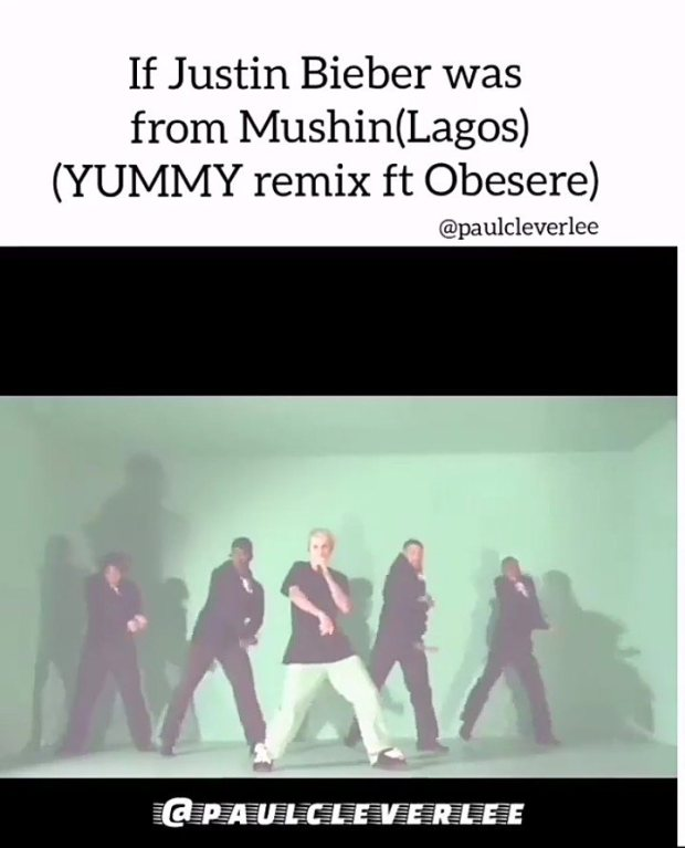Justin Bieber ft. Obesere - Yummy (Prod. By Paulcleverlee)