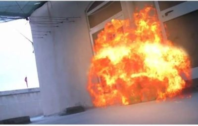BREAKING: Fire Guts Corporate Affairs Commission In Abuja
