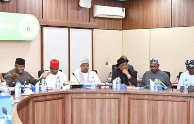 BREAKING NEWS:- Nigerian Governors Agree On Two Weeks COVID-19 Inter-State Lockdown Across The Whole Nation