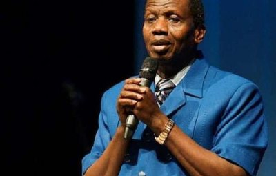 Pastor Adeboye Preaches At 'Holy Communion Service' After His Son's Death