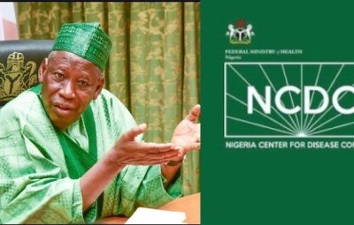 Who Should We Believe Now? Kano Governor, Ganduje Reported 74 New COVID-19 Cases, NCDC Reported 4 Cases