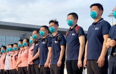FINALLY!! China's Embassy Reveals The Whereabouts Of The Chinese Doctors Sent To Nigeria