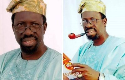 Finally, Nollywood Veteran Actor, Pa Kasumu Is Laid To Rest (Graphic Photos)