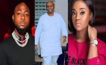 Davido's Father Settles Davido and Chioma's Relationship Crisis (See Details)