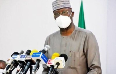 COVID-19: Another Lockdown Looms If… — PTF Chairman