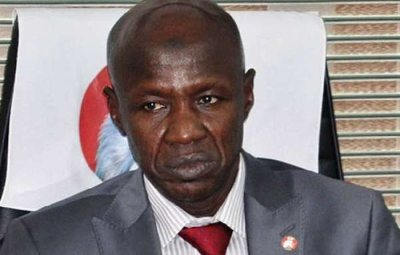 Recovered Funds Don't Generate Interest – Ibrahim Magu Counters Presidential Panel