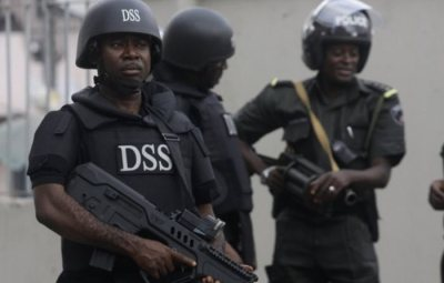 Magu: DSS Orders Journalists Out Of Presidential Villa