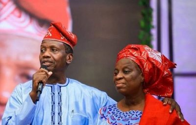"""""""My Wife Still Cooks My Meals And Serves Me Herself"""" – Pastor Adeboye"""