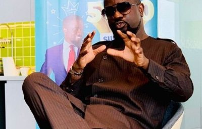 I Will Be Running For Presidency – Rapper, Sarkodie Reveals His Ambitions