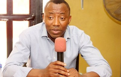 Their Children Want To Go To School Abroad – Sowore Reveals Why International Flights Is To Resume