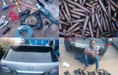 Ebonyi Bullion Van Robbery: Suspects Are Dismissed Soldiers – Army