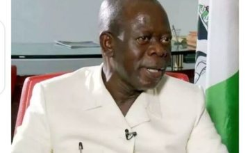'I will not fight with a pig'- Oshiomhole replies PGF DG