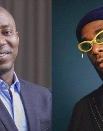 Burna Boy Declines Invite to Sowore's Protest