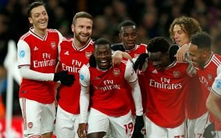 BREAKING: Mesut Ozil Left Out of Arsenal's Europa League Squad