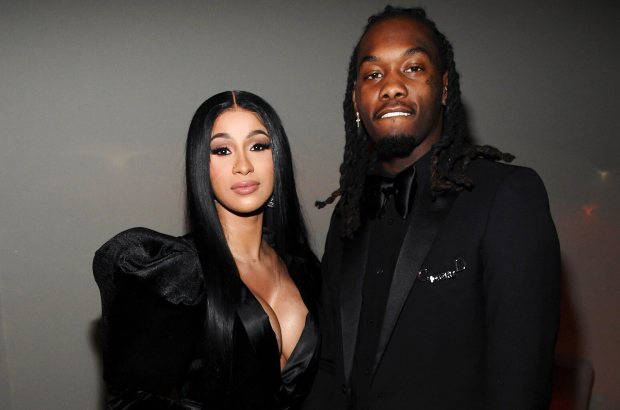 Cardi B and Offset Kiss: Are they Back Together?
