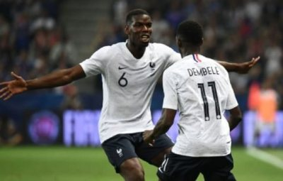 BREAKING: Manchester United Close in on Ousmane Dembele Transfer as Pogba Steps in