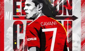 Manchester United Confirm Shirt Numbers for New Signings as Cavani Handed Iconic No. 7 Shirt