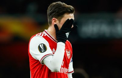 Huge Surprise as Mesut Ozil Begins New Career Away from Football After Arsenal Embarrassment