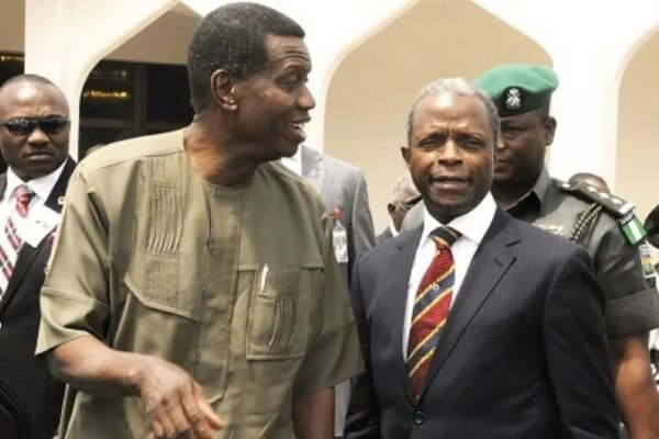 """""""Until Yemi Osinbajo Is Suspended, I Am Never Stepping Foot Into Any RCCG Church"""" – Nigerian Man Says"""
