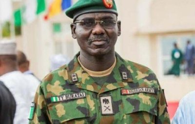 Buhari Rejects Buratai's Request To Deploy Soldiers For EndSARS