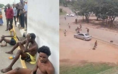 'I Was Paid 1500 Naira To Attack #EndSARs Protesters' – Thug Confesses