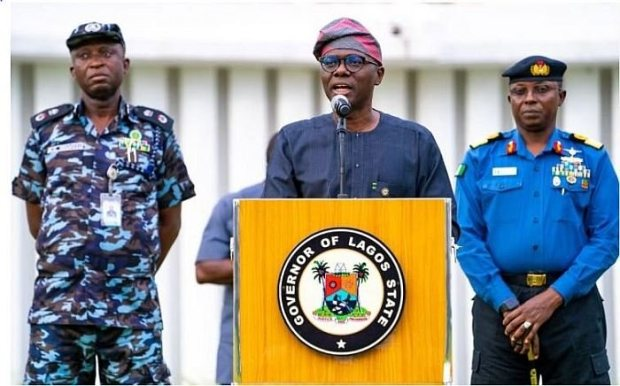 THE END! Lagos State Gov't Ban Protest In The State