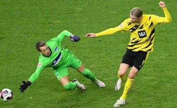 Unstoppable! Erling Braut Haaland scored four times in the second half.(Read More)