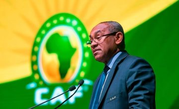 BREAKING: FIFA Bans CAF President