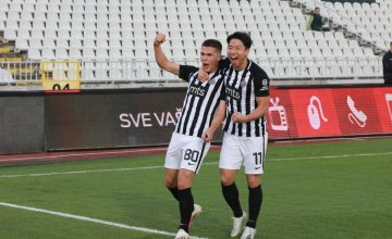 Serbian winger Filip Stevanovic will join Manchester City in January, his club Partizan Belgrade have said.(Read More)