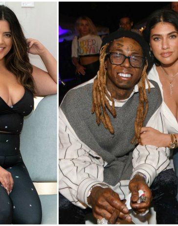 Lil Wayne Dumped by Girlfriend for Supporting Trump