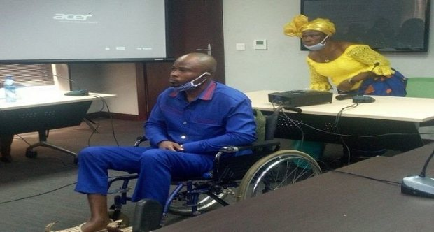 """""""I Became Paralysed After SARS Officers Pushed Me From A Two-storey Building"""" – Lagos Trader Recounts"""