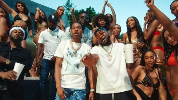 So Crazy: Davido Reportedly Paid $100,000 To Feature Lil Baby (Video)