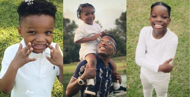 Wizkid's 3-Year-Old Son, Zion Becomes Ambassador for UK Company