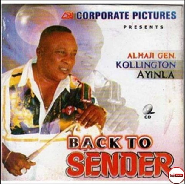 Kollington Ayinla – Back To Sender