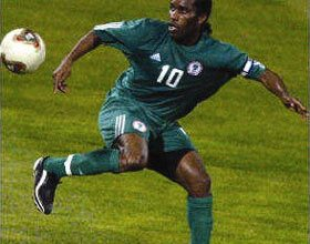 Nigerians Shocked as Okocha Left out of Greatest Footballers in History, Ronaldo Out of Top 3