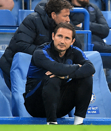 chelsea sack lampard to replace him with german tactician