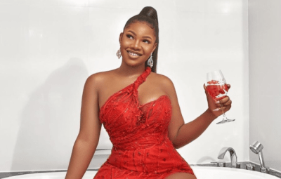 READY FOR VALENTINE?? Check Out 10 Female Celebrities with Stunning Red Outfits for Inspiration