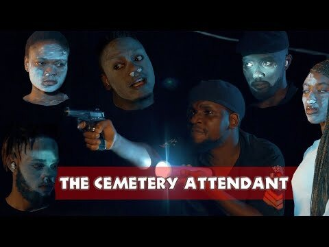 COMEDY: Officer Woos – The Cemetery Attendant