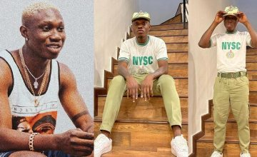 Is School still a Scam? Zlatan Ibile Completes NYSC, Questions Importance of Education