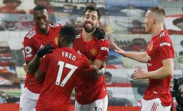 Manchester United Put 9 Past Saints