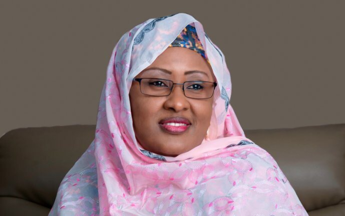 Update! Why Aisha Buhari Returned To Nigeria After Months In Dubai