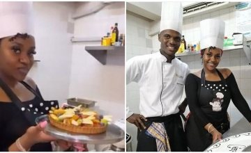 MOVING ON?? Chioma Reportedly Starts Baking Classes in Lagos