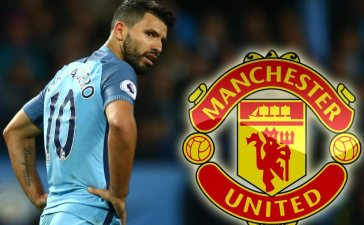 Sergio Aguero Transfer to Manchester United Possible or Impossible