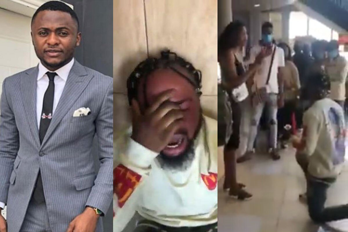 What Would You Do If A Woman Rejects Your Ring? Ubi Franklin Shares Experience