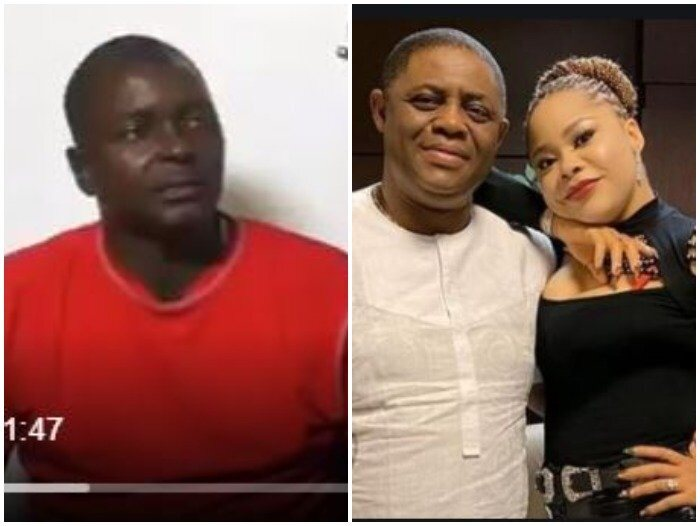 """""""She Tried To Seduce Me Many Times"""" – Femi Fani Kayode's Former Security Guard, Reveals Shocking Details About FFK's Ex-wife, Precious (Video)"""