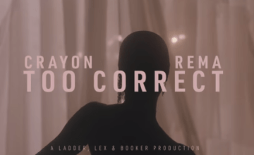 VIDEO: Crayon ft. Rema – Too Correct