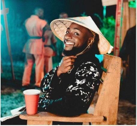 MUSIC STAT!! Davido's 'Fall' Becomes First Afro-beat Song To Hit 200M On YouTube