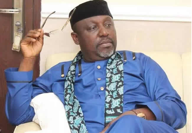 EFCC Is Not A Slaughter House, I Was Only Invited – Okorocha
